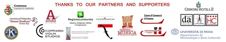 Cremona Academy Sponsors